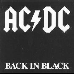Ac / Dc - Back In Black (CD)