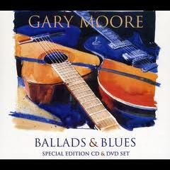 Moore, Gary - Ballads & Blues (CD + DVD)