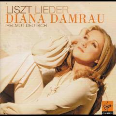 Diana Damrau/Helmut Deautsch- Liszt:Lieder (CD)