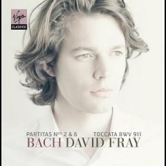 JS Bach: Piano Works- David Fray (CD)
