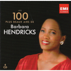 Barbara Hendricks - 100 Plus Beaux Airs De Barbara Hendricks (CD)