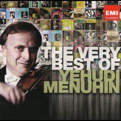 Menhuin Yehudi - Very Best Of Yehudi Menuhin (CD)