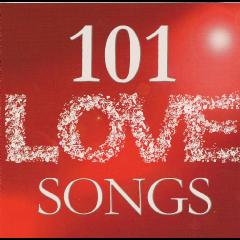 101 Love Songs - Various Artists (CD)