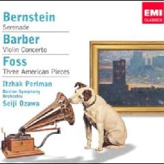 Perlman Itzhak - Violin Concerto / Serenade (CD)