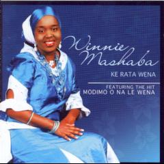 Mashaba Winnie - Ke Rata Wena (CD)