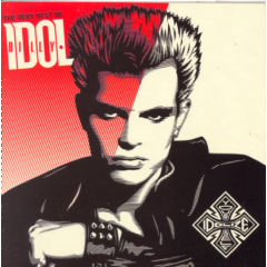 Idol Billy - Very Best Of Billy Idol (CD + DVD)