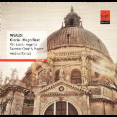 Red Line:Vivaldi Gloria/Magnificat - (Import CD)