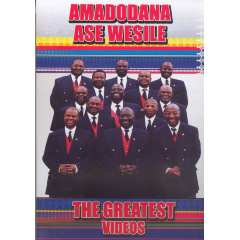 Amadodana Ase Wesile - Greatest Videos (DVD)