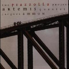 Artemis Quartet - The Piazzolla Project (CD)