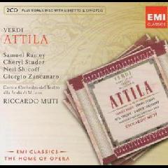 Opera Series: Verdi - Attila - Various Artists (CD)
