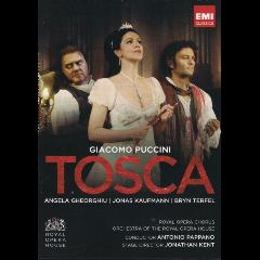 Tosca: Royal Opera House (Pappano) (DVD)
