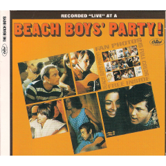 The Beach Boys - Party! (Mono & Stereo) (CD)