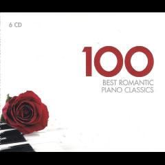 100 Best Romantic Piano Classics- Various Artists (6CD)