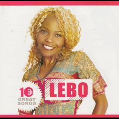 Lebo - 10 Great Songs (CD)