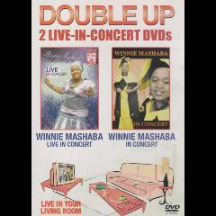 Mashaba Winnie - Live In Concert / In Concert (DVD)