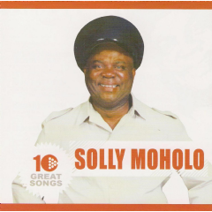 Moholo Solly - 10 Great Songs (CD)