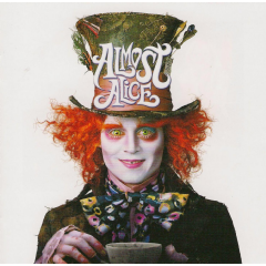 Almost Alice - Various Artists (CD)