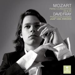 Fray David - Concertos Nos.22 & 25 (CD)
