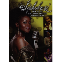 Siphokazi - Live At The Alexander Theatre (CD)