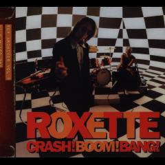 Roxette - Crash! Boom! Bang! (2009) (CD)