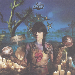 Bat For Lashes - Two Suns (CD)