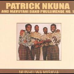 Nkuna Patrick & Mavutani - Munhu Wa Misava (CD)