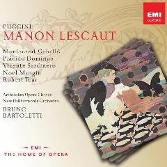 Opera Series:Puccini Manon Lescaut - (Import CD)