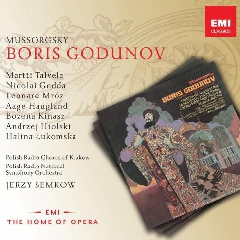 Opera Series:Mussorgsky Boris Godunov - (Import CD)