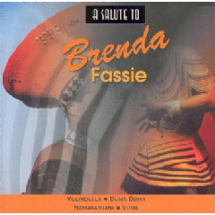 A Salute To Brenda Fassie - Various Artists (CD)