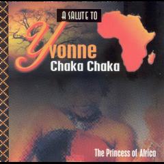 A Salute To Yvonne Chaka Chaka - Various Artists (CD)