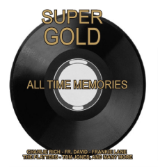 Super Gold All Time Memories - Various Artists (CD)