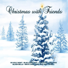 Chistmas With Friends - Various Artists (CD)
