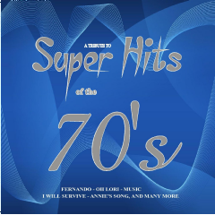 The Best of the 70's - Various Artists