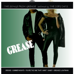 The Songs From Grease - Various Artists (CD)
