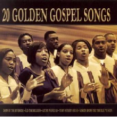 20 Golden Gospel Songs - Various Artists (CD)