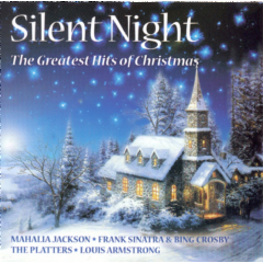 Silent Night - Various Artists (CD)