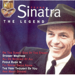 Sinatra, Frank - The Legend (CD)