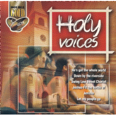 Holy Voices - Various Artists (CD)