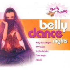 Bellydance Nights - Various Artists (CD)