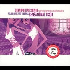 Sensational Disco - Various Artists (CD)