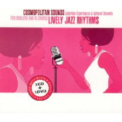 Lively Jazz Rhytms - Various Artists (CD)