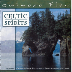 Celtic Spirits - Orinoco Flow - Various Artists (CD)