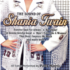 The Sound Of Shania Twain - Various Artists (CD)