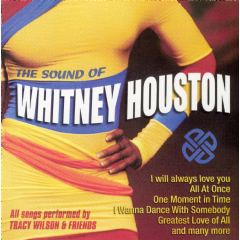 The Sound Of Whitney Houston - Various Artists (CD)