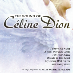 The Sound Of Celine Dion - Various Artists (CD)