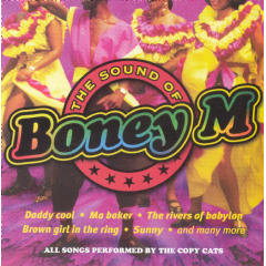 The Sound Of Boney M - Various Artists (CD)