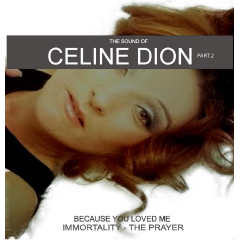 Sound Of Celine Dion - Vol.2 - Various Artists (CD)