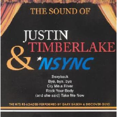 The Sound Of Justin Timberlake & N Sync - Various Artists (CD)