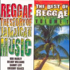 Best Of Reggae - Vol.1 - Various Artists (CD)
