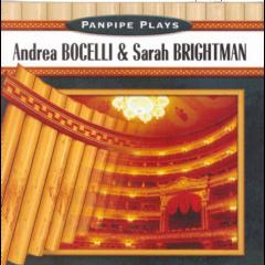 Panpipe Plays Andrea Bocelli & Sarah Brightman - Various Artists (CD)